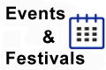 Brisbane Central Business District Events and Festivals Directory